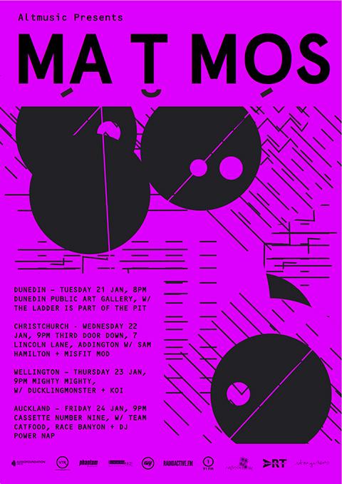 Matmos for AF site