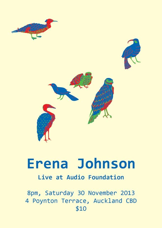 Erena at AF