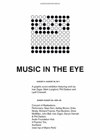 Music in the Eye