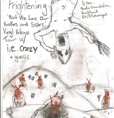 Seth Frightening Poster