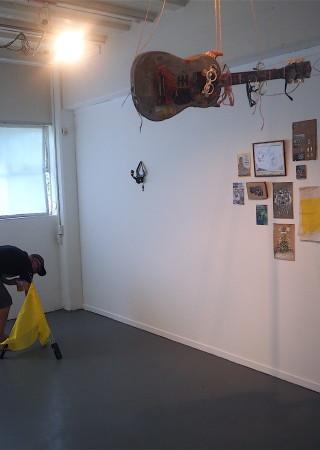 Exhibition Etc., opening 03