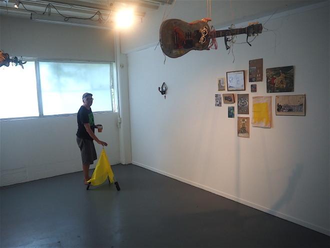 Exhibition Etc., opening 04