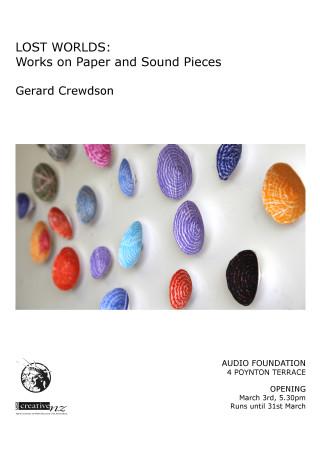 gerard exhibtion