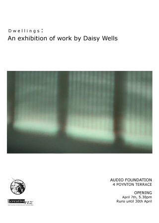 daisy exhibition poster v1
