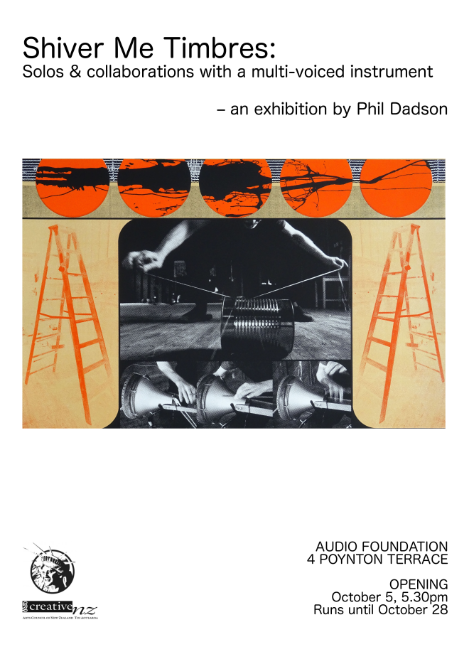 phil dadson poster