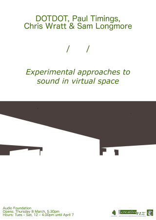 poster sound in virtual space