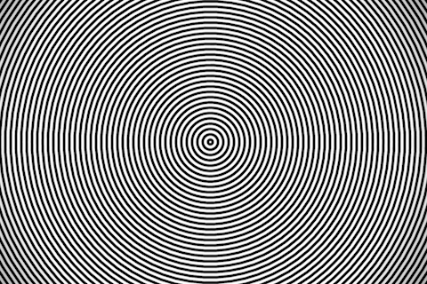 Black And White Psychedelic Optical Illusion 4K Trippy Psychedelic Optical Illusion (Get High Without Drugs  - GRAFFITI ART PICTURES