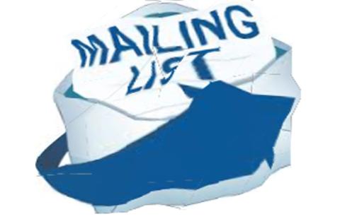 af slider mailing list