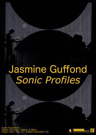 Jasmine exhibtion poster