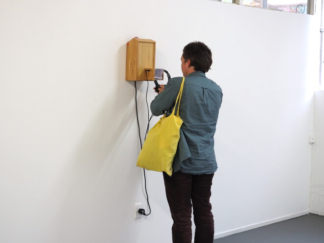 UP-CYCLED NOISE
