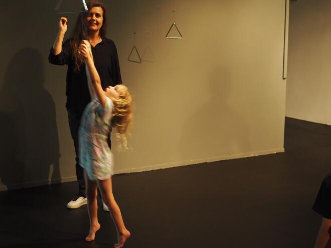 Ivan Lupi exhibition opening 1