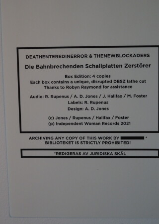 MUSEALMAUSOLEUM – Deathenteredinerror 5