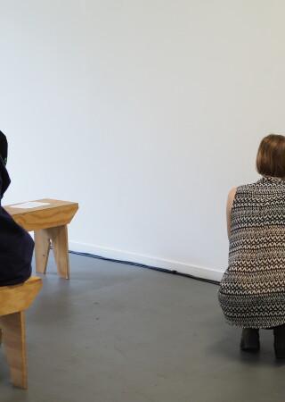Jimmy Solórzano exhibition opening 6